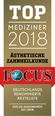 Top Mediziner 2018 FOCUS Siegel
